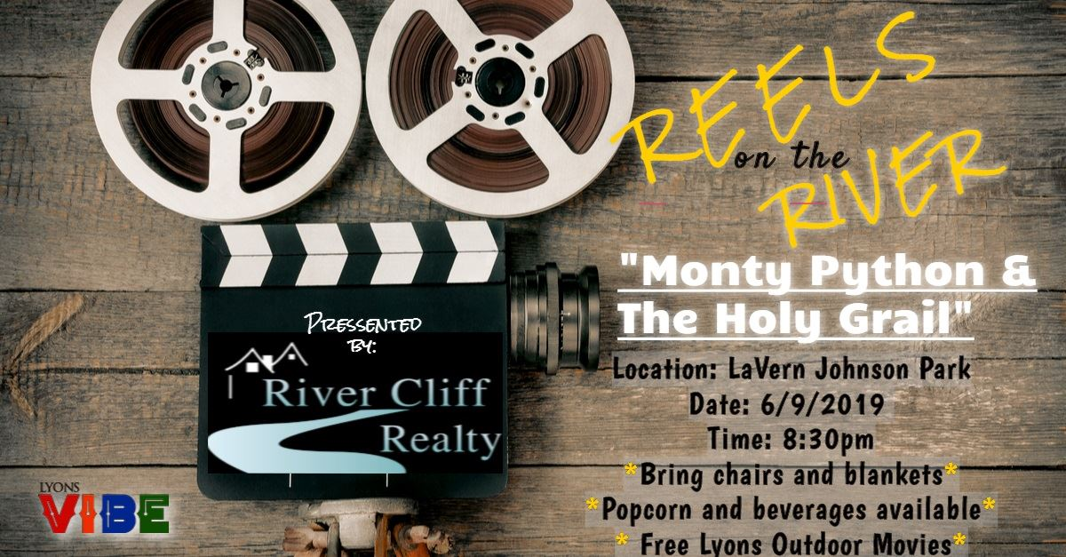 Reels on the River July 9, 2019