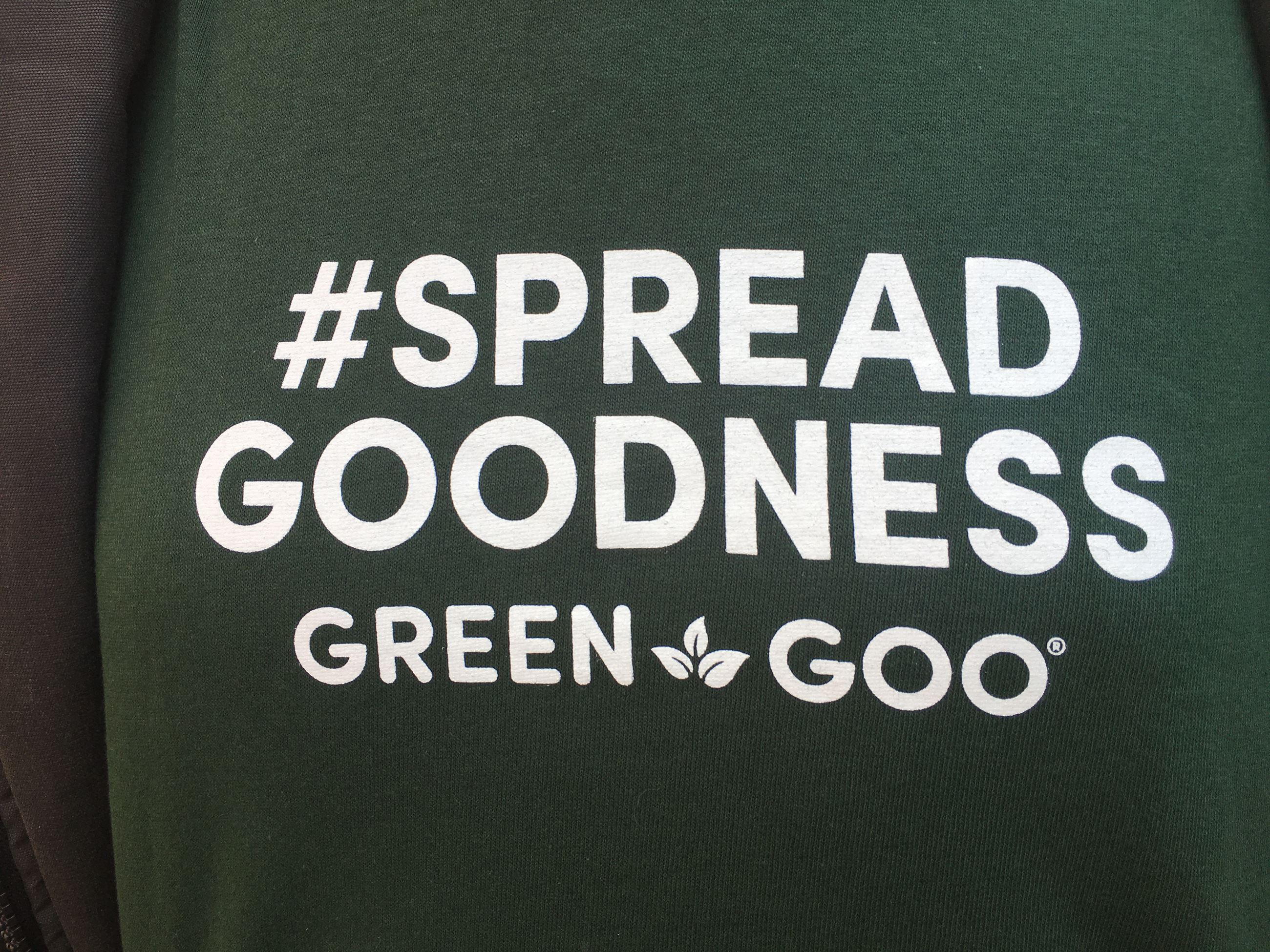 spread goodness